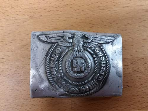 Buckle 36/39 SS Please your opinions