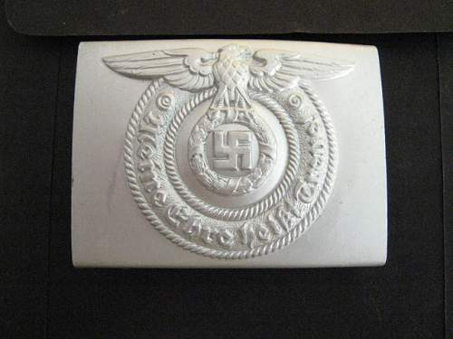 ss buckle real or fake?