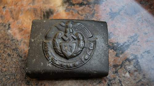 Need info on this SS buckle.