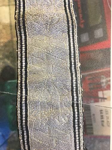SS belts ?