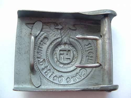 Relic SS Belt Buckle (From Karelia)