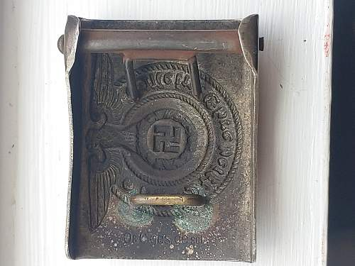 Ss belt buckle up for review
