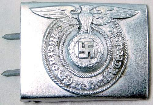 822/38 Auction Win. Buckle 3 of 3