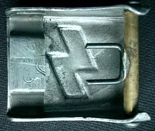 SS Belt Buckle