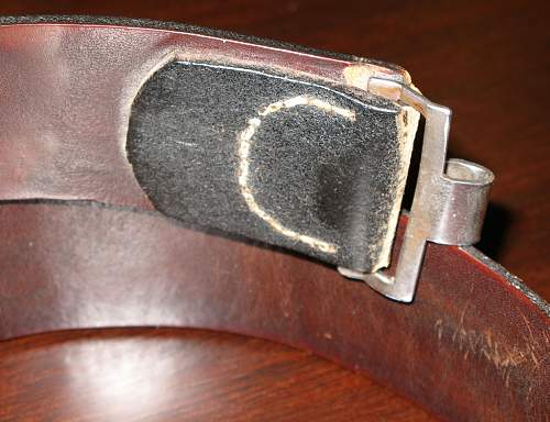 Need opinions on this SS belt...