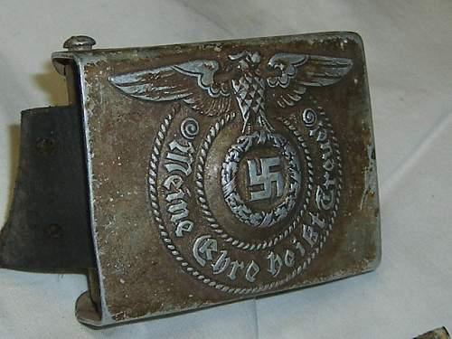 Genuine Assmann SS buckle RZM 155/39?