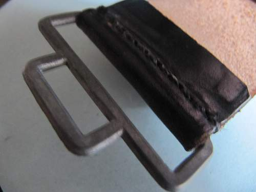 SS Officer Buckle opinions