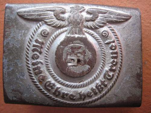 Ss buckle. Opinions please.