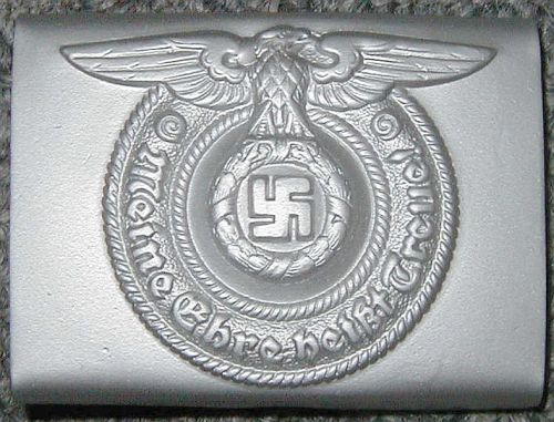 Help needed on SS Buckle