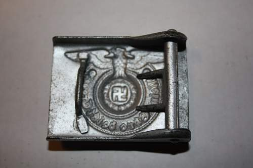 SS buckle RZM 155/43