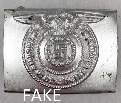 SS EM 36/42 Original v Fake