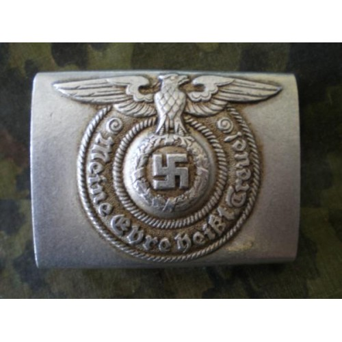 SS belt buckle: 822/38: real or fake ?