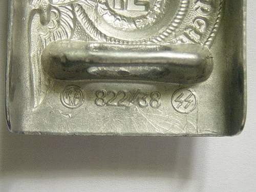 Click image for larger version.  Name:SS Belt buckle. RZM 822 38 003.jpg Views:296 Size:150.6 KB ID:208208