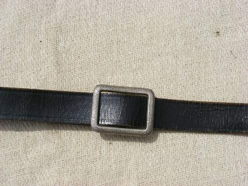 SS cross strap