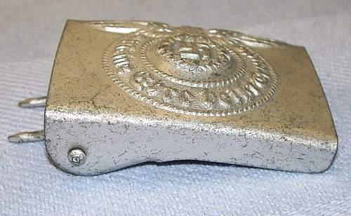 Assmann SS belt buckle