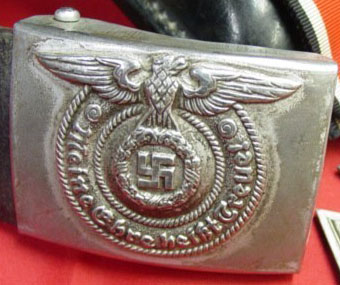 SS Buckle - Real or Fake