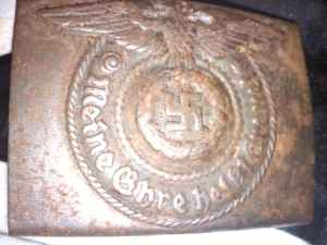 SS buckle real or fake