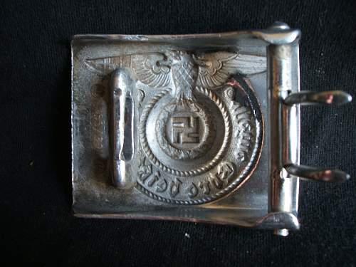 ss 155/39 buckle