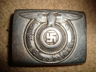 SS Buckle RZM 155/39: What do you think to this?