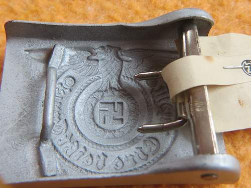 SS Buckle for Ben