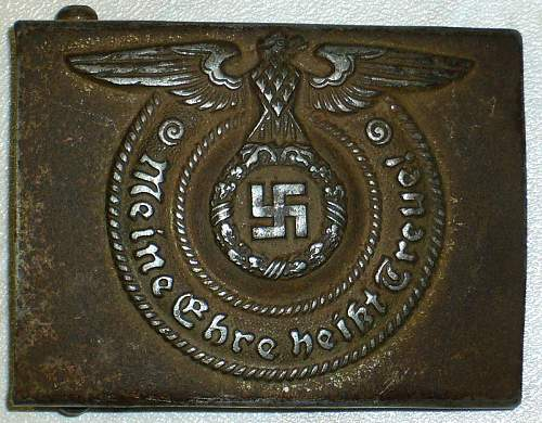 SS buckle RZM 36/42