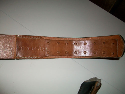 SS Belt genuine