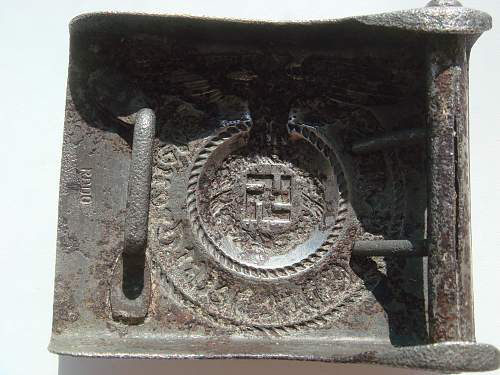 RODO SS buckle added to collection....