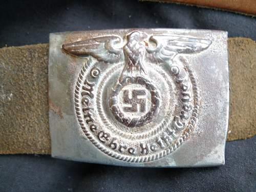 ss belt