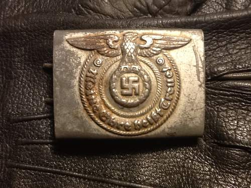 SS RZM 822/37 SS genuine ?