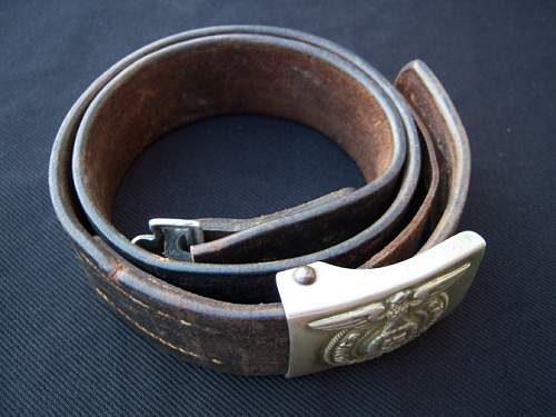 Early Overhoff SS and belt added to collection