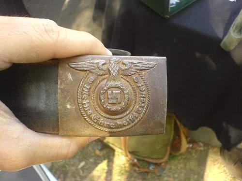 SS belt&buckle