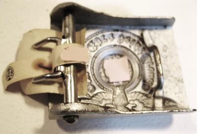 SS RZM 155/40 belt buckle genuine?