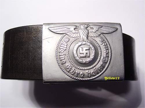 My new Assmann with belt