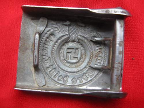 two buckle SS