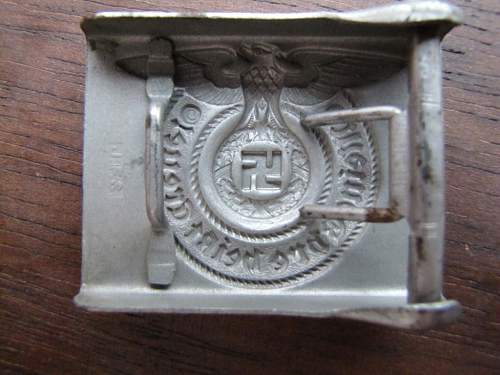 SS buckles