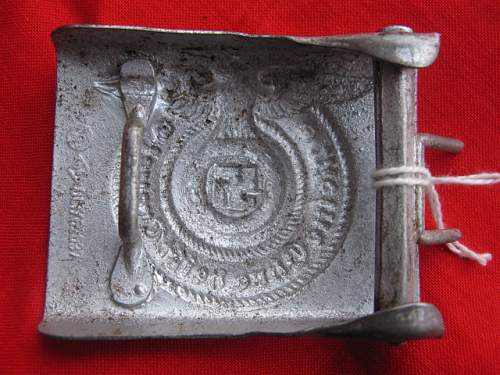 buckle SS 36/38
