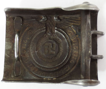 Is this SS buckle real?