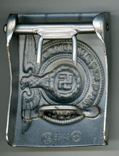Is this SS buckle any good?