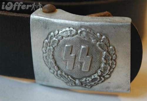 Real or Fake SS buckle