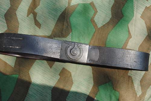 SS Buckle with Belt