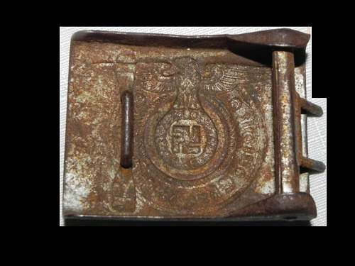 SS buckle - any chance?