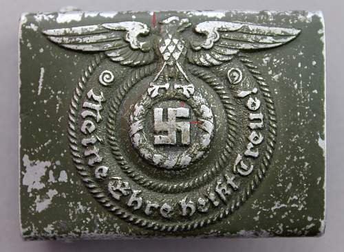 Fake SS Enlisted Men  Database