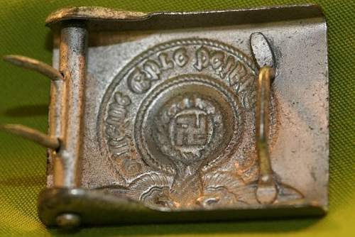 another steel 155/43 ss buckle, real or rouges gallery candidate?