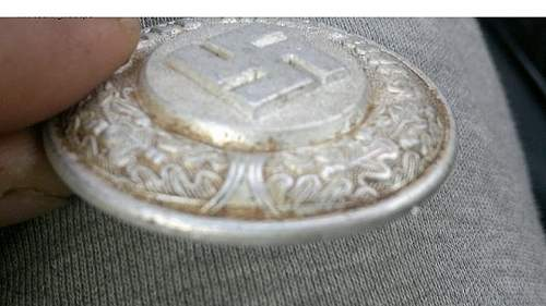 whether this buckle is original?