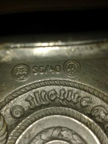 RZM 36/40 real or fake