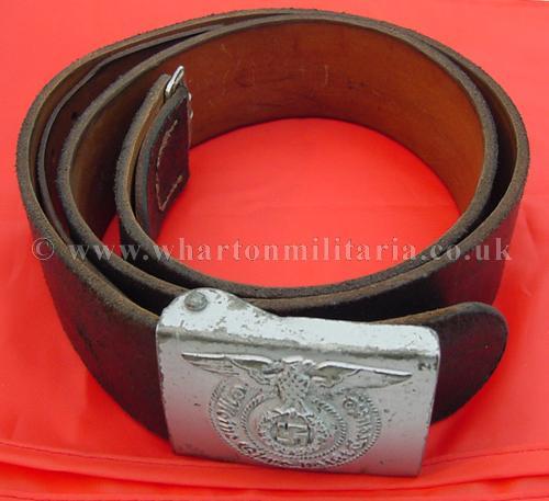 Buckle & belt combo