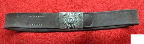SS buckle opinions