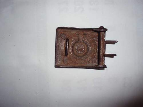 SS Buckle- real or fake. NEED HELP