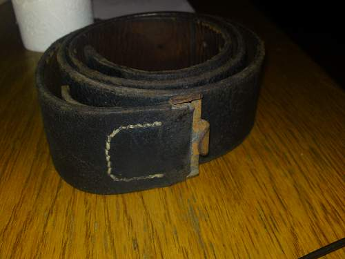 Can You help me with this belt?