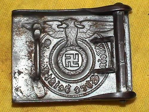 ss 155/43 buckles